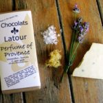 Perfume of Provence White chocolate bar